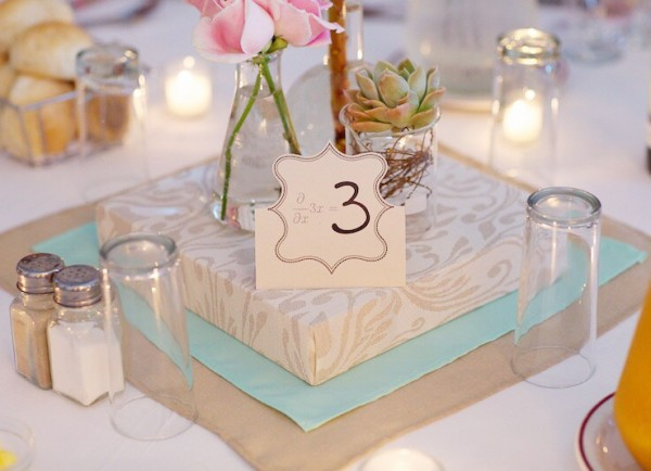 Table numbers - free border download