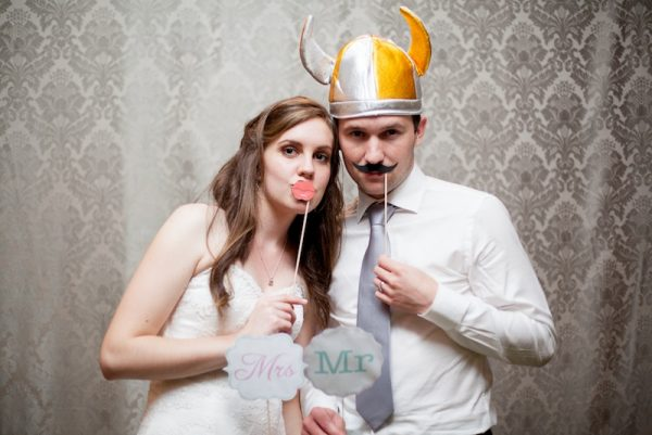 Free Wedding Photo Booth Props Download!