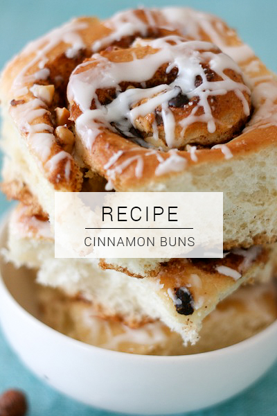Delicious Cinnamon Buns Recipe