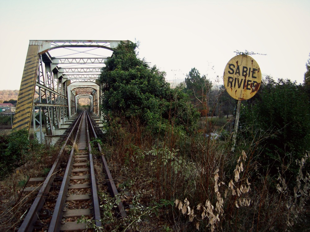 Sabie river bridge