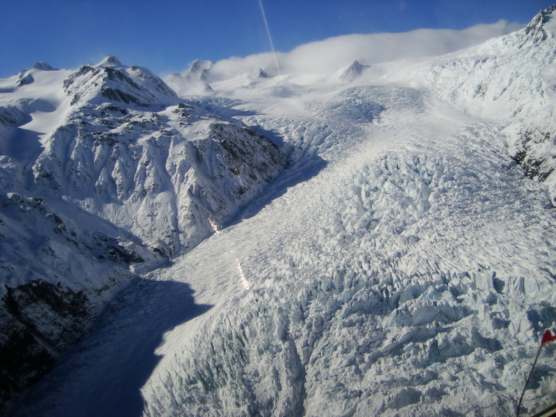 Fox glacier | Pure Sweet Joy