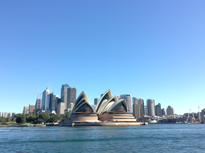 Overseas adventure – Sydney and New Zealand // Travel