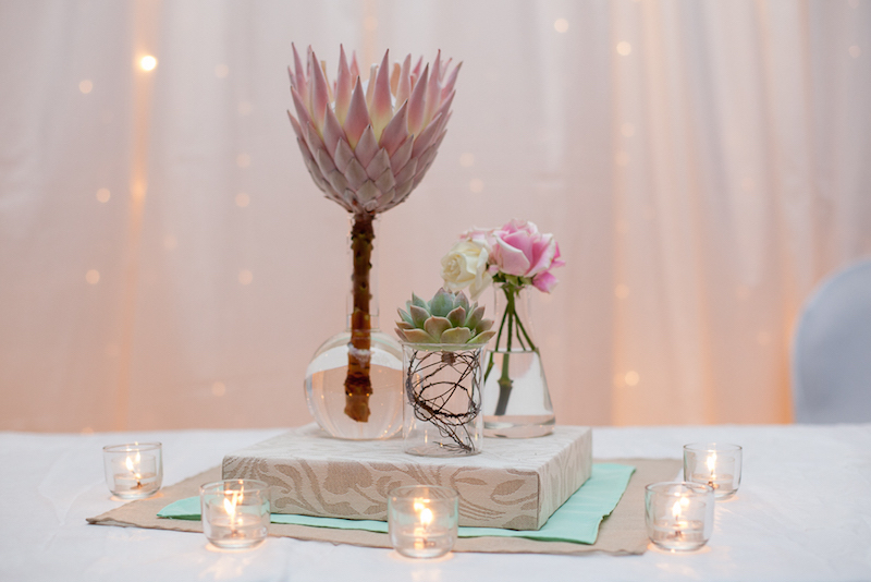 Beaker | Science theme wedding