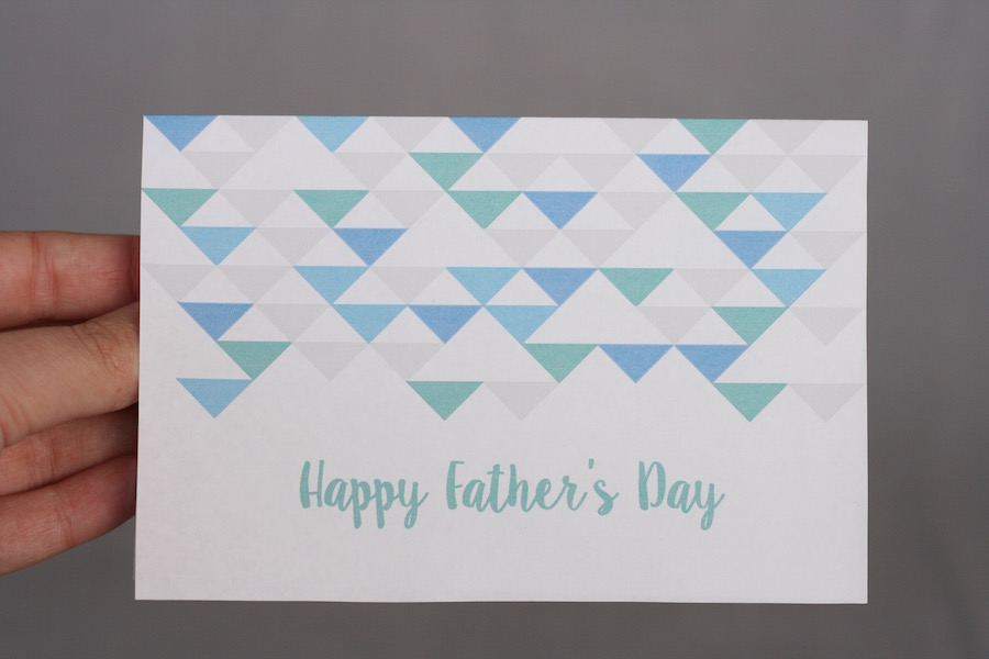 Father's day cards free download printables