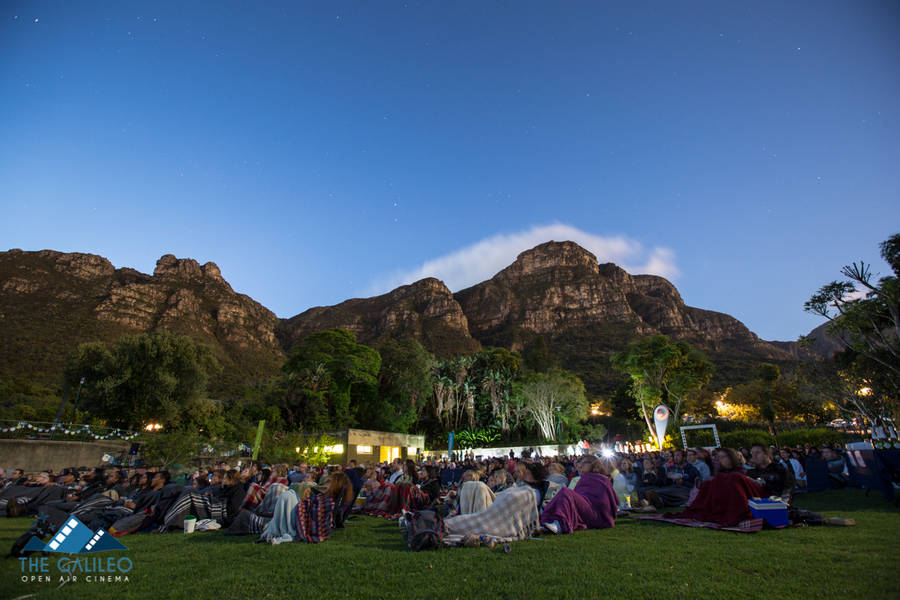 WIN with Galileo Open Air Cinema // Giveaway
