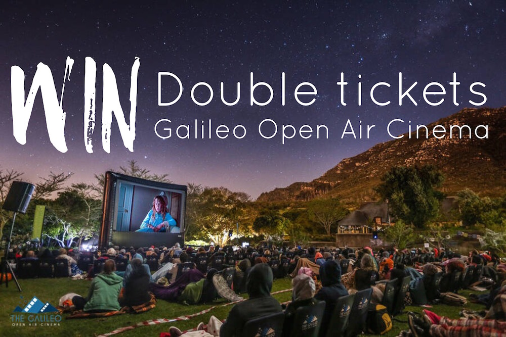 Win double tickets Galileo Cinema