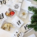 Printable advent calendar download