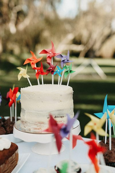 Pinwheel Party // Easy DIY Kid's Party