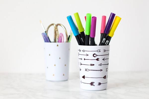 Stationery holder DIY