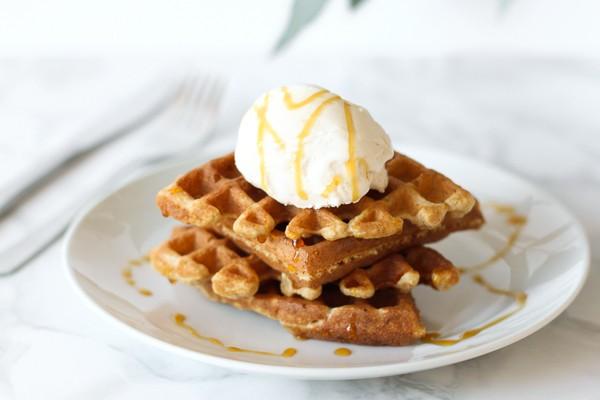 Oat Waffle recipe