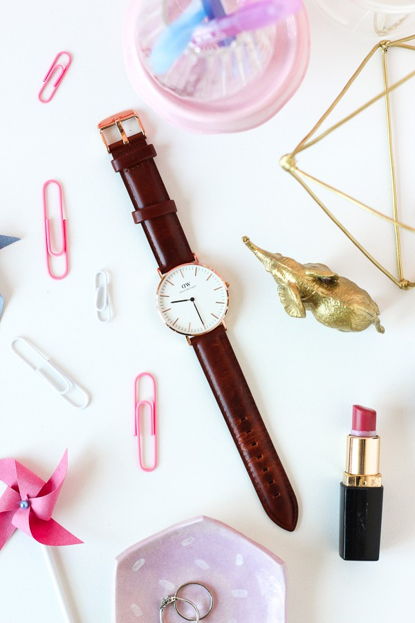 Blog Photography tips with Daniel Wellington