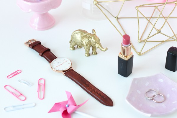 Improve your blog photography // Daniel Wellington Watches