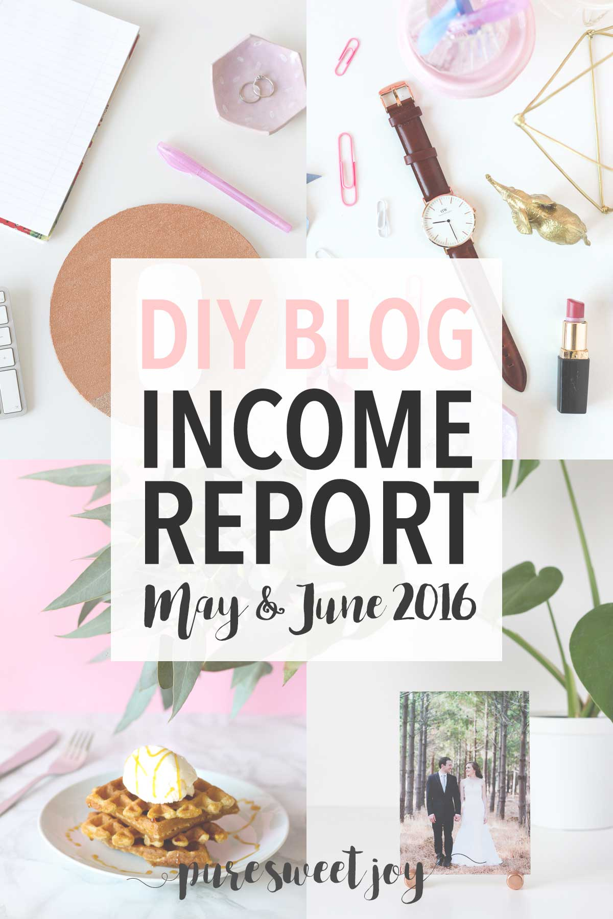 Income Report – May & June 2016