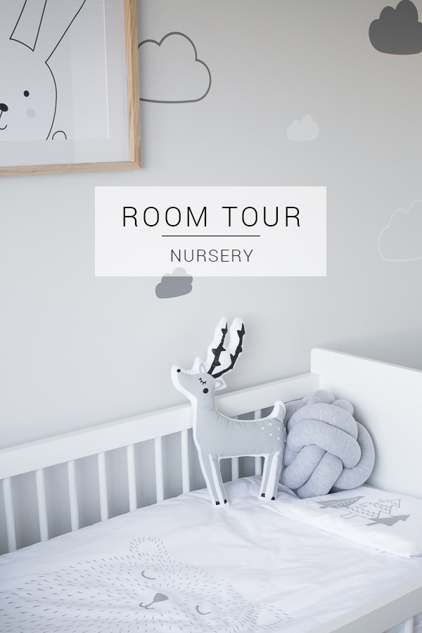Nursery Room Tour // Local Collab