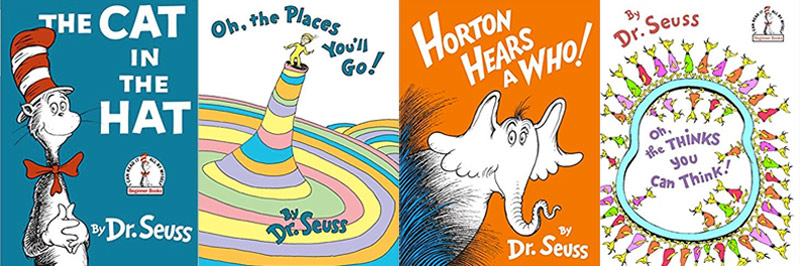 Favourite Children's Book recommendations - Dr Seuss