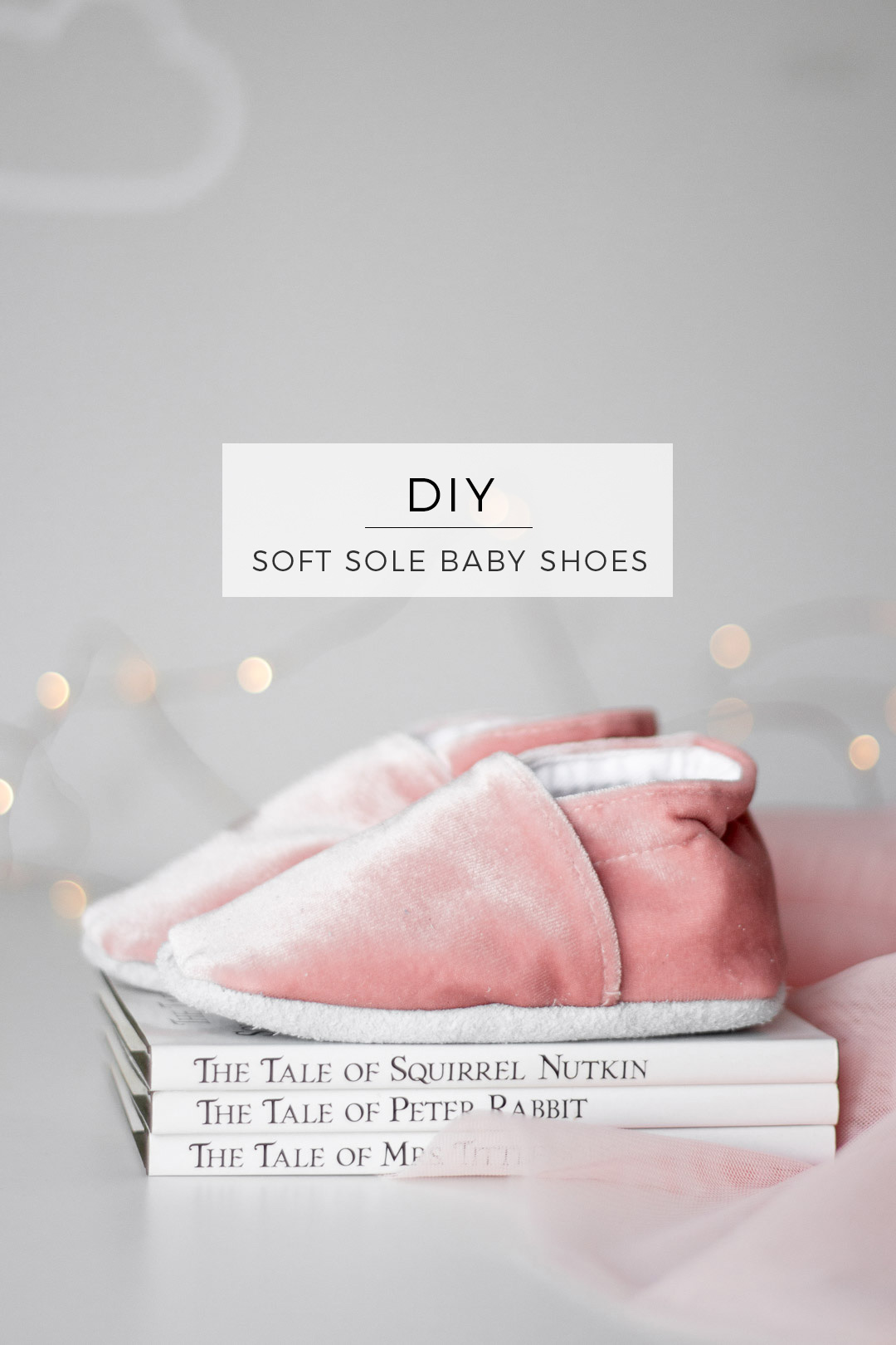 Soft Sole Baby Shoes DIY // Tutorial for handmade toddler shoes // Soft Sole toddler Shoes with a Leather soles and your own choice of fabric