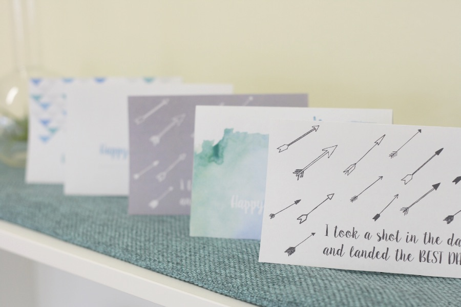 5 Father's Day card printables // Free Download
