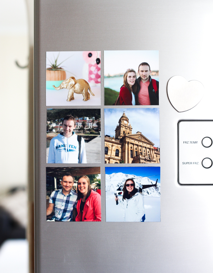 Instagram Magnets DIY // Homeology