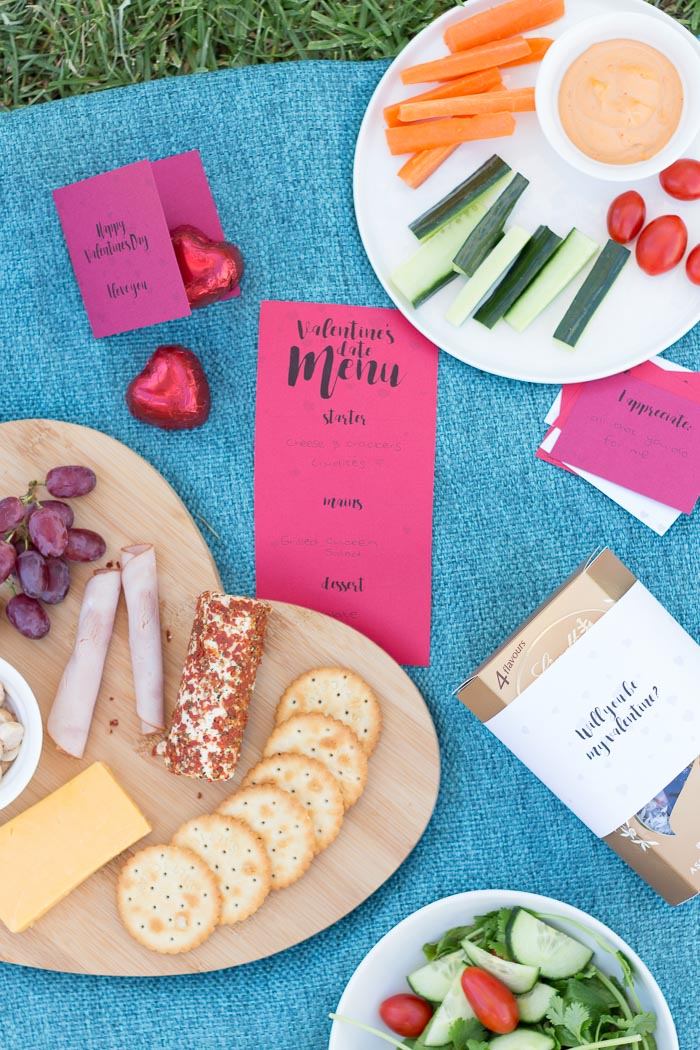 Printable Valentines Date // Homeology