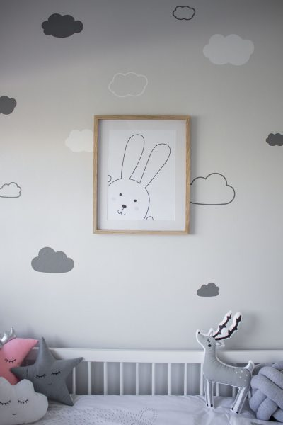 Bunny Print // Free Download